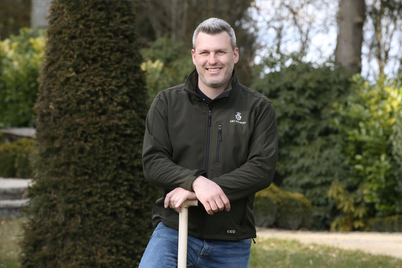 Team Wallerstein Gardens - Gerd Buchstab